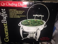 Chaffing Dish, two (2) available