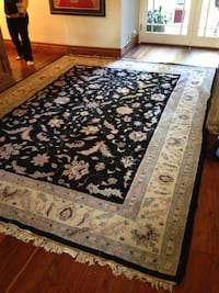 Large Thick Rug