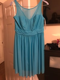 Bridesmaids dress, size 16 only worn once Charlotte, 28227