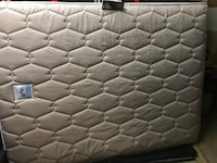 Quilted white and gray mattress El Cajon, 92021