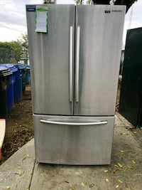 stainless steel french door refrigerator Riverside, 92509