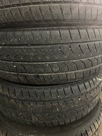 225/65R17 WINTER TIRES 100$