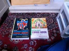 Comic book overstreet price guides