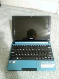 black and blue laptop computer Hialeah, 33014