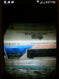 Yamaha sony home theater system hdmi in ridgefield letgo for Yamaha 7 2 home theatre system