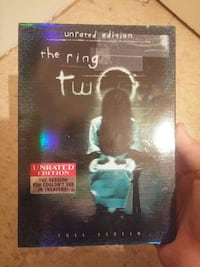 The Ring 2 DVD case Renfrew, K7V 3M2