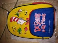 Dr Seuss Backpack Atwater, 95301