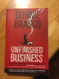 Donnie Brasco unfinished business Waterloo