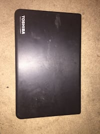 Black and gray toshiba laptop (i5Processor) West Springfield, 22152