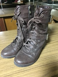 Guess combat boots size 6 Toronto, M1K 1V4