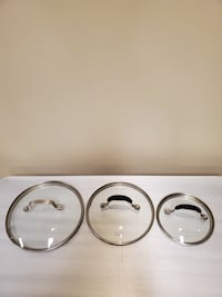 LIDS ONLY - for POTS / PANS - various $ - or buy bundle.