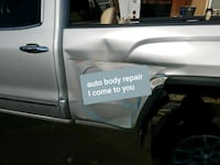 mobile dent repair service Manteca