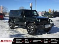 2010 Jeep Wrangler Unlimited Sahara 4x4 - New JL Tires & Rims! Airdrie