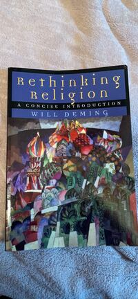 Rethinking Religion: A Concise Introduction Springfield, 22152