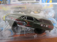 Muscle Machines Diecast '65 Chevy Chevelle Rarely Offered Guelph