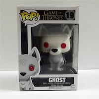 Ghost (Game Of Thrones) Funko Pop Washington, 20018