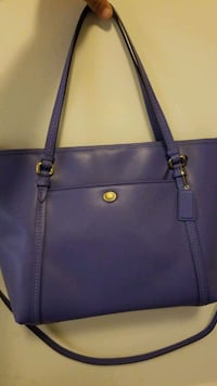 Coach peyton leather pocket tote Newport News, 23602