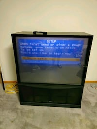 Old Style RCA TV Zion Crossroads, 22942