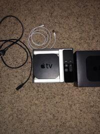 apple tv 4th gen with remote apple cord and hdmi  La Vista, 68128