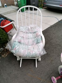 Rocking chair. $150 O.B.O Brampton, L6T 2S7