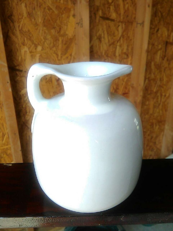 Used Antique Frankoma Pottery Honey Jug 833 For Sale In Louisville