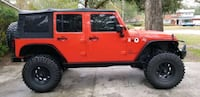 2015 Jeep Wrangler Unlimited Sport Charleston