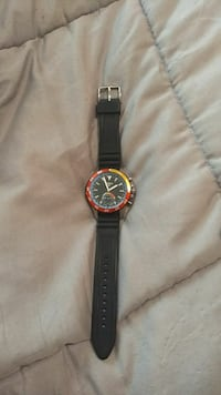 Fossil Q Crewmaster Hybrid Smartwatch Sterling, 20166