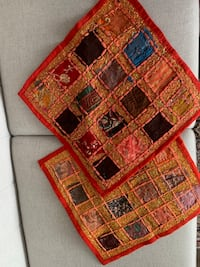 Persian handmade cushions