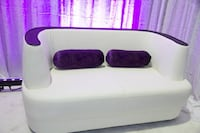 White couch for sale   CALGARY
