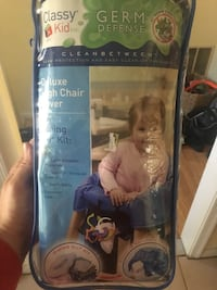classy kid inc germ defense deluxe high chair Manassas, 20109