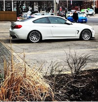"BMW 4 Series 19"" Rims and Tires Mississauga"