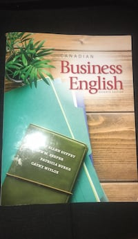 Canadian business English seventh edition  Toronto, M3L 1Y7