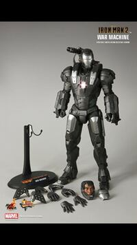 Hot Toys Marvel Warmachine Fontana, 92335