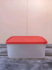 white and red plastic container Markham, L3S
