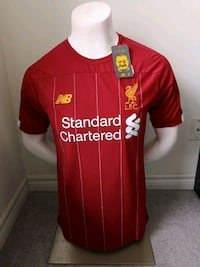 Liverpool 2020 Home Jersey Mississauga, L5B 4P5