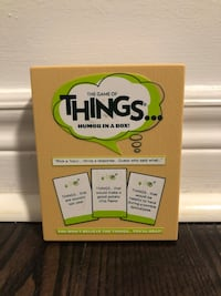 The Game Of Things Card Game 555 km