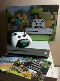 Xbox one S +Accessories  Edmonton, T5J 3M5