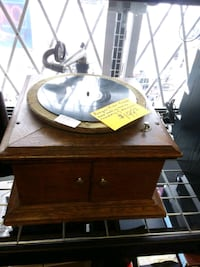 victor phonograph record player
