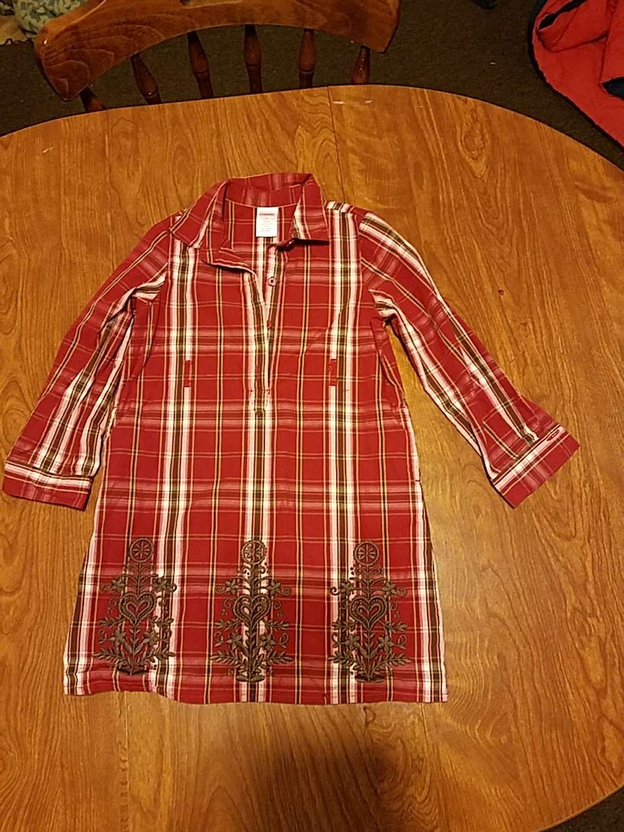 Gymboree long shirt size 4