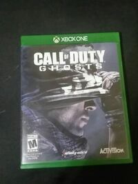 Call of duty ghosts Edmonton, T6L 1Z5