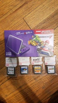 2DS XL (Mario Kart 7 Edition)