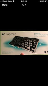 Logitech Wireless Keyboard K811 Mississauga, L5R 3V2