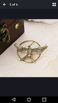 Mockingjay Pin replica Boca Raton, 33486