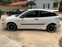 2000 Ford Focus Zx3  Ranlo