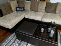 Awesome sectional!! Good condition ... $280 IS MY LOWEST ASKING PRICE  Leesburg, 20176