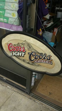 Coors Mirror