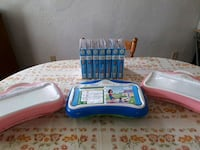 Young children's leappad with books collection Chatham-Kent, N7L 2W7
