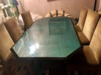 Need it gone Today!!! Luxury dining set  Markham, L3P 6X4