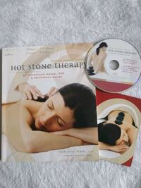 Hotel stone therapy, Text book+ DVD Toronto, M2N 0A5