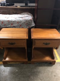 Bed side table with drawer Toronto, M4C